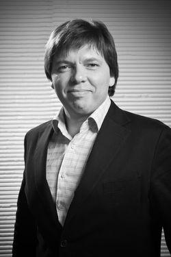 Илья Муратов, исполнительный директор коммуникационного агентства GLOBAL POINT Moscow