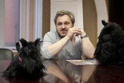 Максим Румянцев, основатель журнала «Реклама и полиграфия», директор типографии «Любавич» и «Первого издательского полиграфического холдинга»