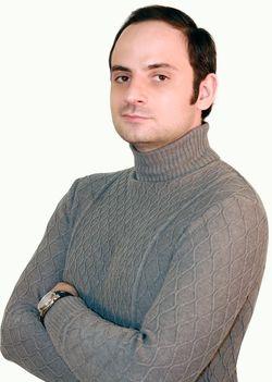 Сергей Пилоян, креативный директор РА «Урбан групп»
