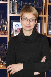 Вера Славщик, генеральный директор ООО Фабрика Простого Волшебства