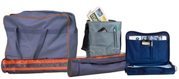 Сумки для конференций, конференц-портфели, промо сумки