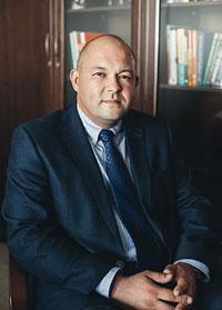 Максим Степанцов, коммерческий директор мясокомбината «Северо-Запад»