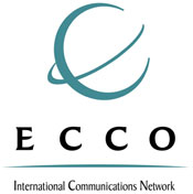 Логотип ECCO International PR Network