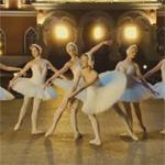 Реклама Xiaomi и русские балерины