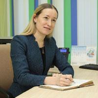 Наталья Филина, и.о. руководителя Агентства Республики Коми по туризму