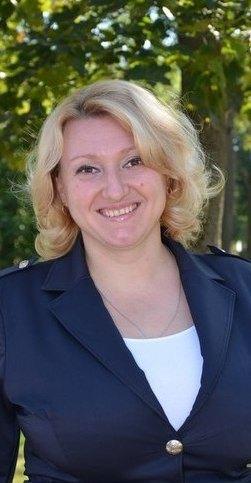 Первый заместитель председателя Государственного комитета Псковской области по культуре Владислава Вишневская