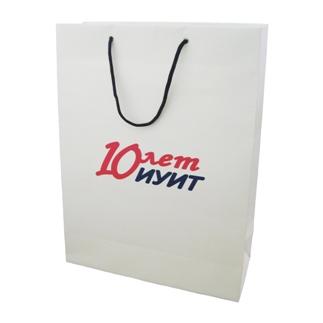 Подарочные пакеты для ГОУ ВПО «Московский государственный университет путей сообщения» от компании «Дельфин»