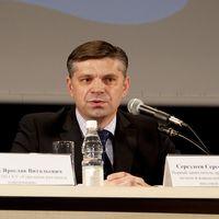 С.Г. Серезлеев, первый заместитель председателя Комитета по печати и взаимодействию со СМИ