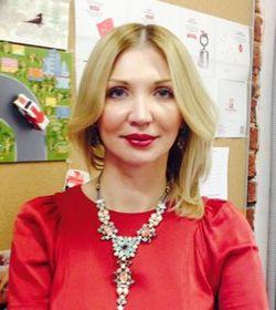 Евгения Колос, руководитель отдела маркетинга City Express
