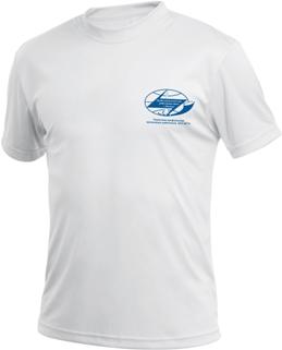 Футболки с логотипом от «Дельфин - море сувениров» для ОАО «Московская городская телефонная сеть»