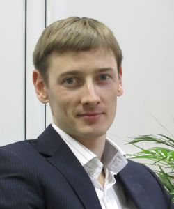 Денис Алексеев, начальник отдела продаж «Первого полиграфического»