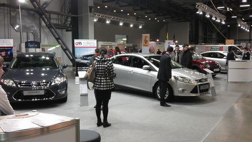 Петербургский автомобильный салон (SPIAS)