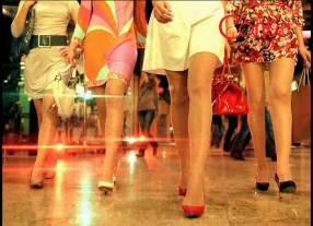Новая рекламная кампания CONTE «Ходить лучше в юбках, а колготки должны быть Conte»