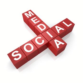 Сладкие подарки: «Мы в социальных сетях!»