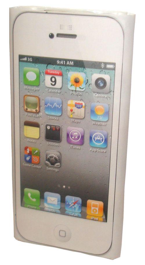 Шоколадная плитка «IPhone»