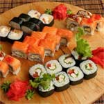 Суши – оригинальное блюдо японской кухни