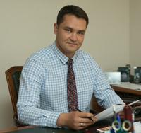 Владимир Осиповский, начальник департамента культуры и туризма Вологодской области