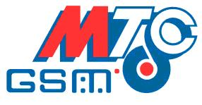 Логотип МТС до 2002 года.