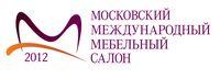 Логотип выставки «Московский Международный Мебельный салон»