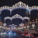 С праздничным оформлением Казанской площади возникли проблемы?
