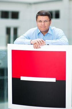 Павел Нефедов, директор Департамента корпоративных коммуникаций и рекламы Росбанка
