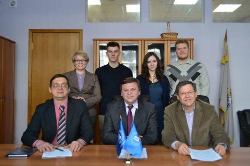 Факультет Государственного и муниципального управления НИУ ВШЭ и Коммуникационное агентство АГТ подвели итоги годового сотрудничества