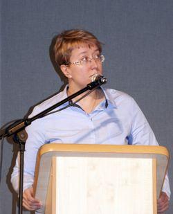 Вера Александровна Дементьева, генеральный директор Северо-Западного представительства исследовательской компании «ЭСПАР-Аналитик»