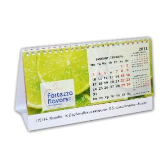 Календари-домики для ООО «ЦЕНТРпродукт» от компании «Дельфин»