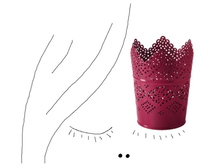 Пример 1 рисунка с товарами ИКЕА, размещённые на сайте http://dom.ikea.ru