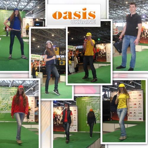 «OASIS Украина» на выставке B2B Show