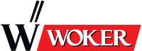 Логотип сети ресторанов Woker