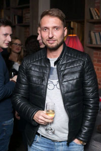 Глеб Боровиков, генеральный директор маркетингового агентства «Resto PR»