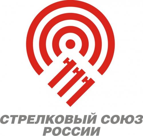 Логотип Стрелкового Союза России.