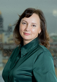Елена Ласман, директор по маркетингу и рекламе консорциума «Логика-Теплоэнергомонтаж»